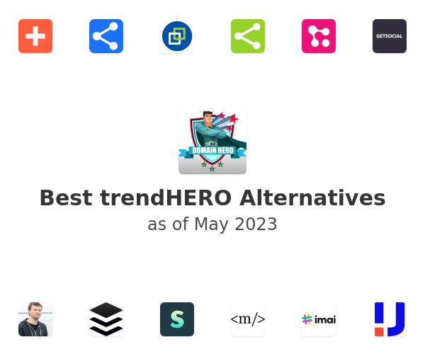 Best trendHERO Alternatives