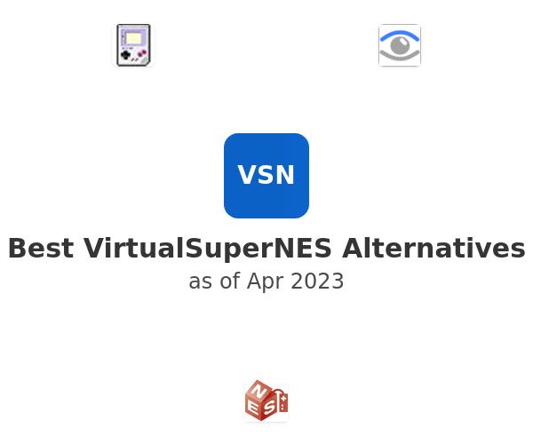Best VirtualSuperNES Alternatives
