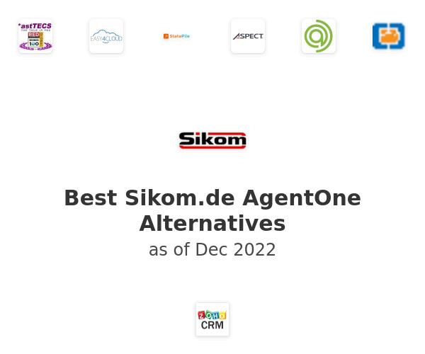 Best Sikom.de AgentOne Alternatives