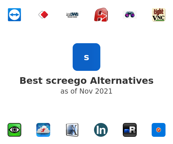 Best screego Alternatives