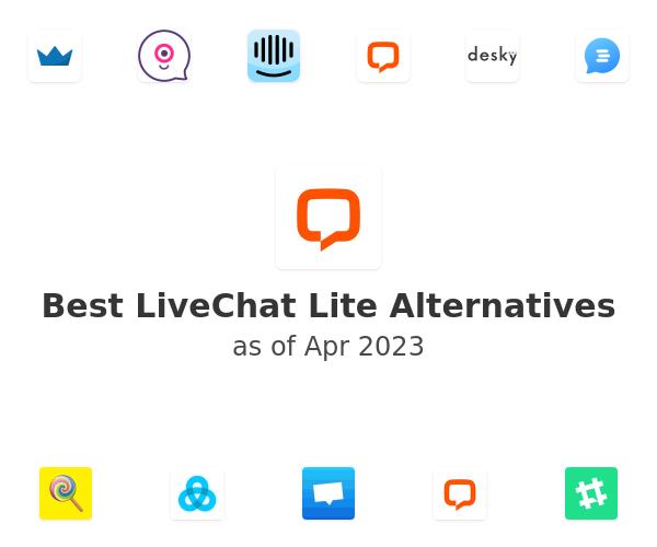 Best LiveChat Lite Alternatives