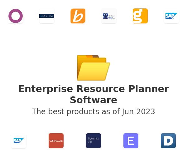 Enterprise Resource Planner Software