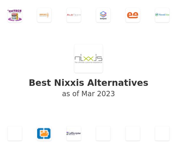 Best Nixxis Alternatives