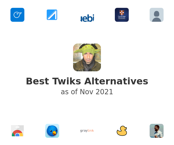 Best Twiks Alternatives
