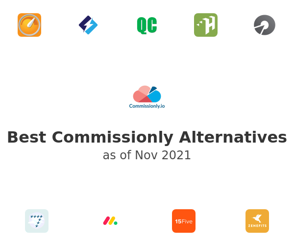 Best Commissionly Alternatives