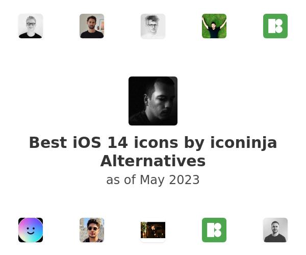 Best iOS 14 icons by iconinja Alternatives