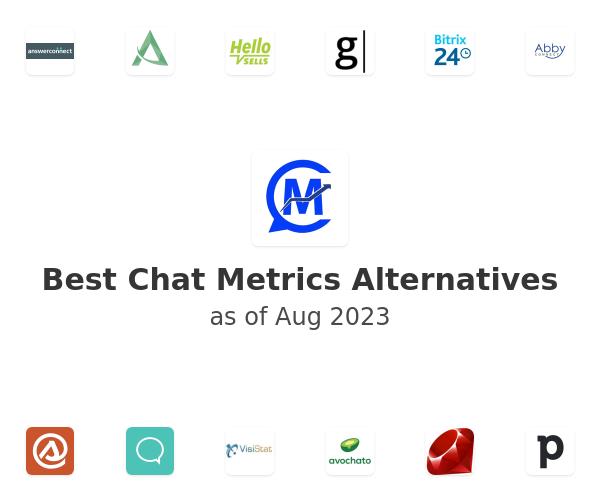 Best Chat Metrics Alternatives