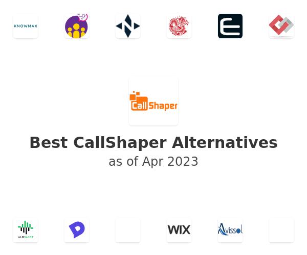 Best CallShaper Alternatives