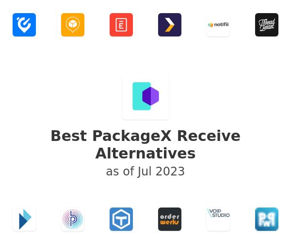 Best PackageX Mailroom Alternatives