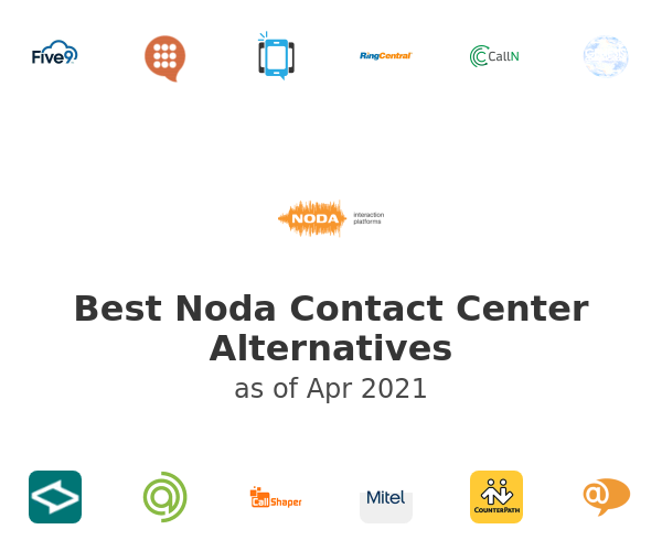 Best Noda Contact Center Alternatives