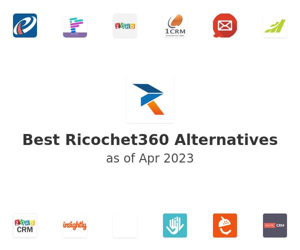 Best Ricochet360 Alternatives