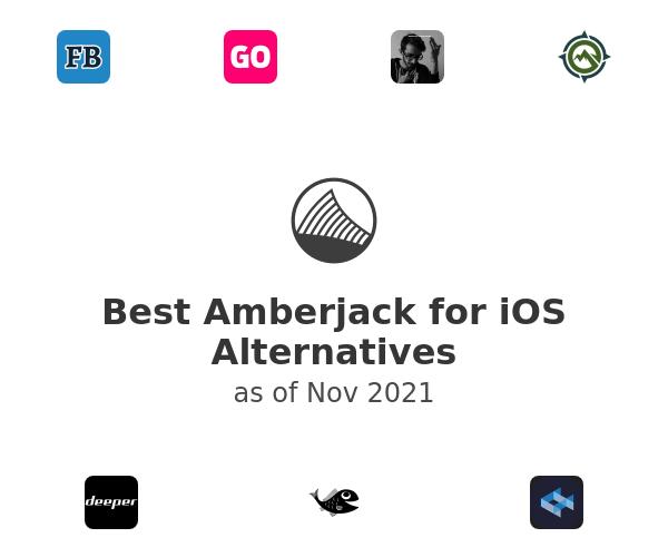 Best Amberjack for iOS Alternatives