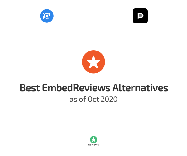 Best EmbedReviews Alternatives