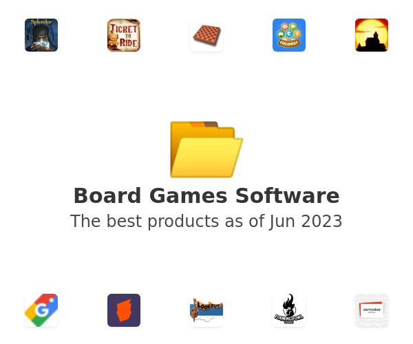 Board Games Software