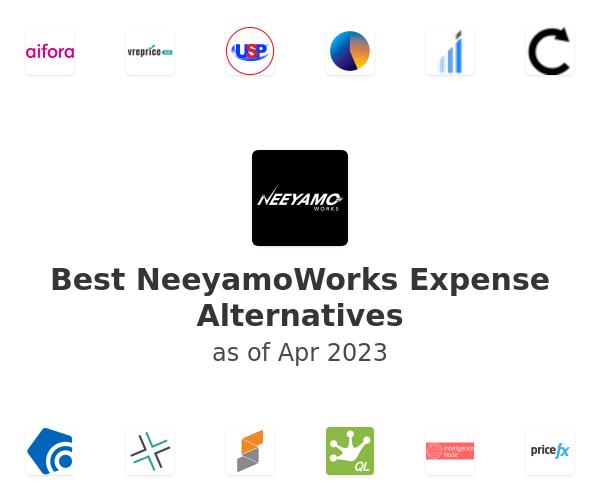 Best NeeyamoWorks Expense Alternatives