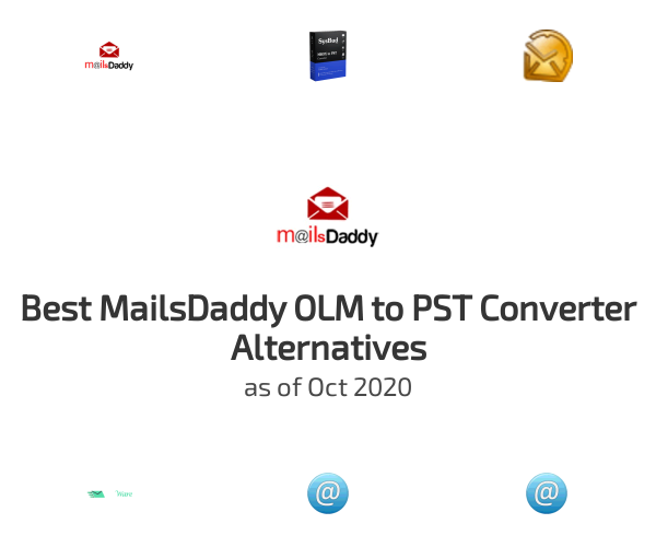 Best MailsDaddy OLM to PST Converter Alternatives