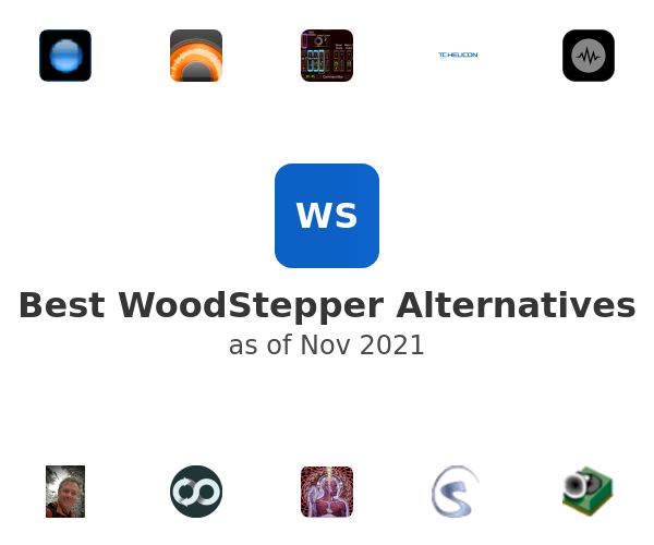 Best WoodStepper Alternatives