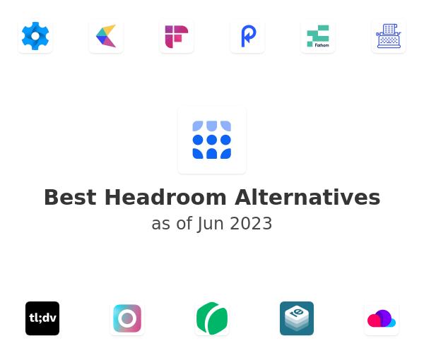 Best Headroom Alternatives