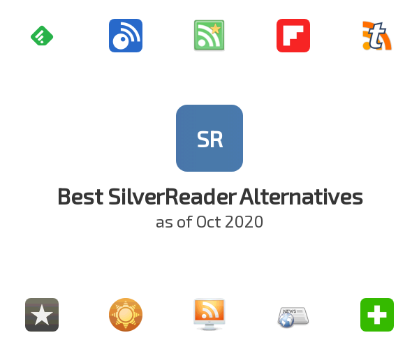 Best SilverReader Alternatives