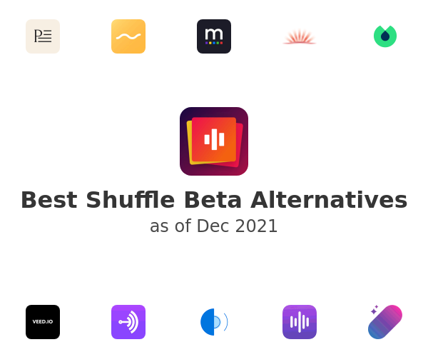 Best Shuffle Beta Alternatives
