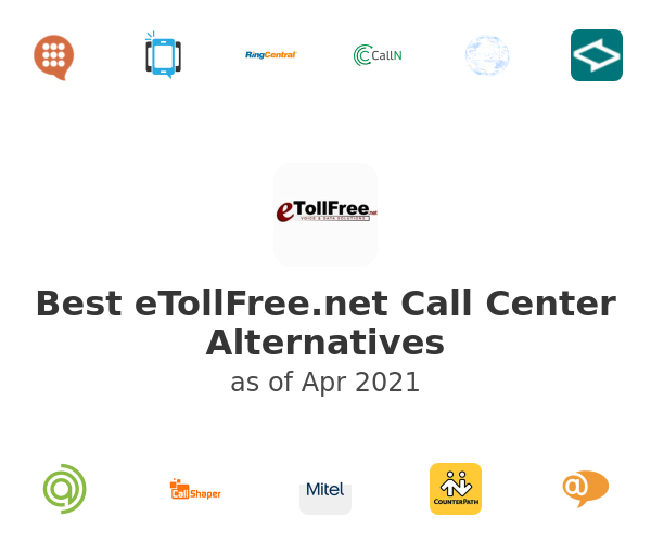 Best eTollFree.net Call Center Alternatives