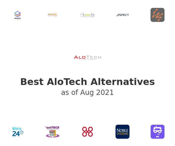 Best AloTech Alternatives