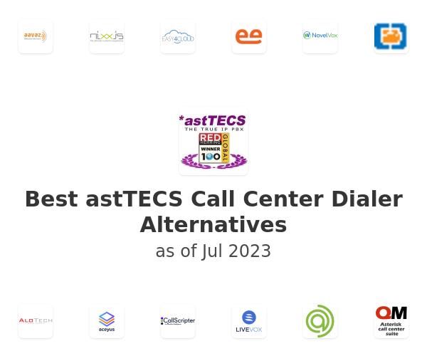 Best astTECS Call Center Dialer Alternatives