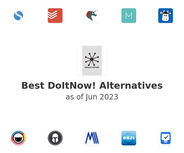 Best DoItNow! Alternatives