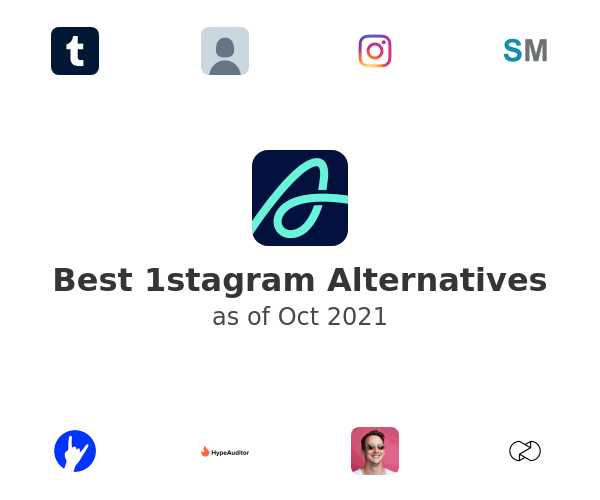 Best 1stagram Alternatives