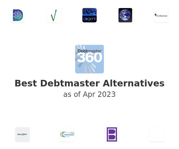 Best Debtmaster Alternatives