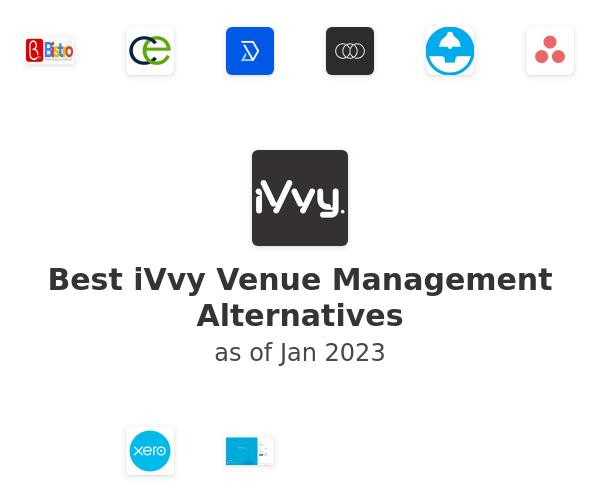 Best iVvy Venue Management Alternatives