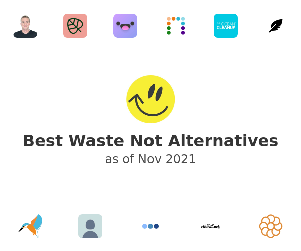 Best Waste Not Alternatives