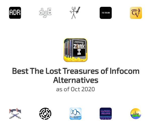 Best The Lost Treasures of Infocom Alternatives