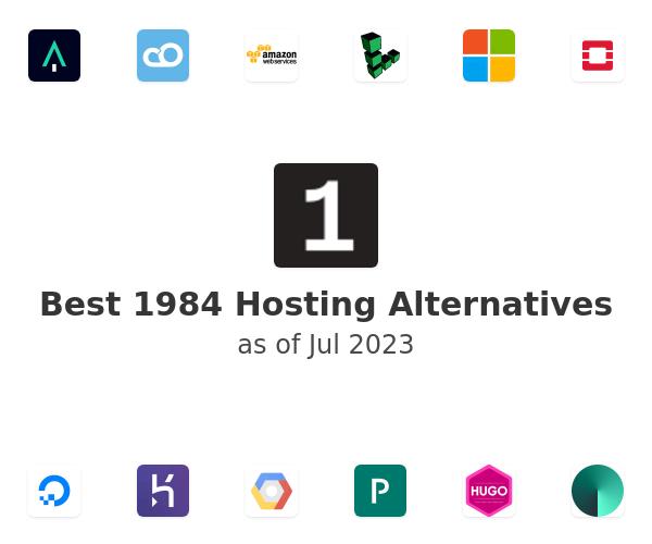 Best 1984 Hosting Alternatives