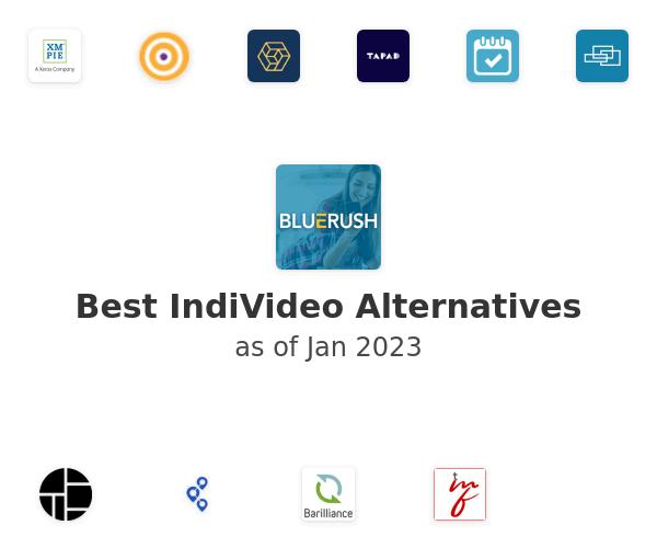 Best IndiVideo Alternatives