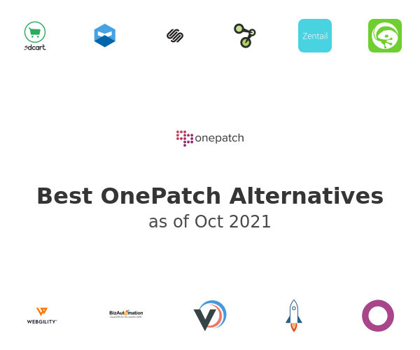 Best OnePatch Alternatives