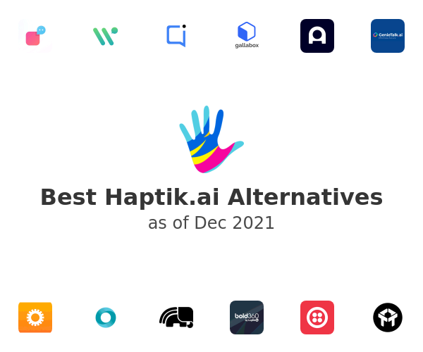 Best Haptik.ai Alternatives