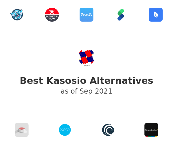 Best Kasosio Alternatives
