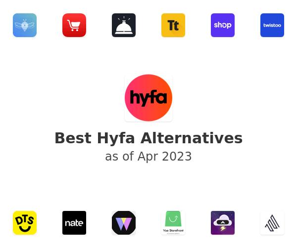 Best Hyfa Alternatives