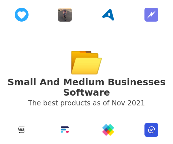 Small And Medium Businesses Software