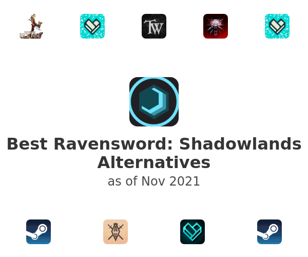 Best Ravensword: Shadowlands Alternatives