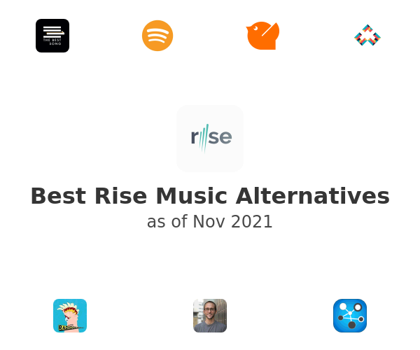 Best Rise Music Alternatives