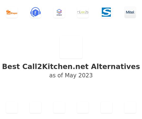 Best Call2Kitchen.net Alternatives
