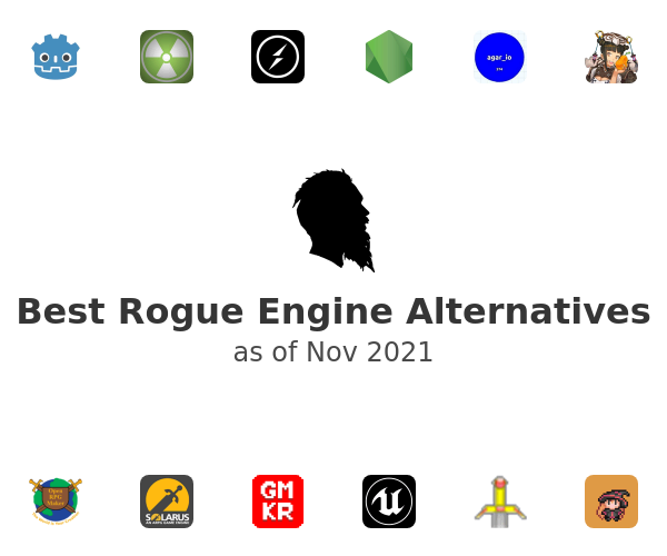 Best Rogue Engine Alternatives