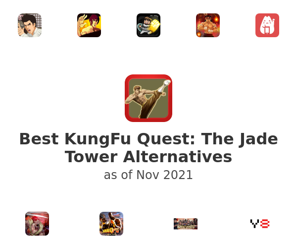 Best KungFu Quest: The Jade Tower Alternatives