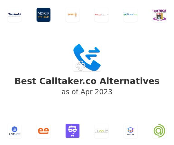 Best Calltaker.co Alternatives