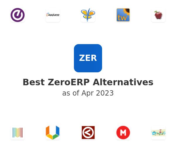 Best ZeroERP Alternatives