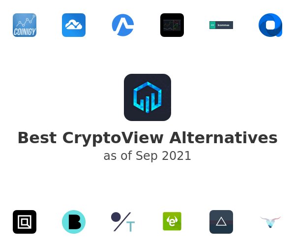 Best CryptoView Alternatives