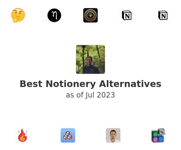 Best Notionery Alternatives