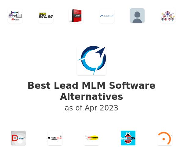 Best Lead MLM Software Alternatives